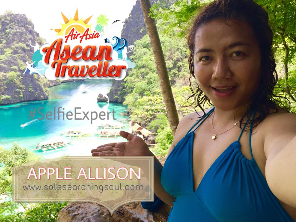 AirAsia ASEAN Traveller Selfie Expert - Sole Searching Soul by Apple Allison